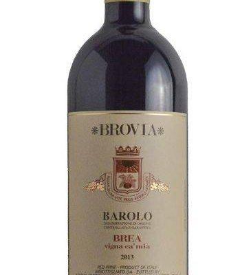 Barolo - Brea - Vigna Ca' Mia - 2015 - Brovia