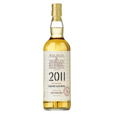 Wilson & Morgan barrel selection distilled 2011 Ardmore