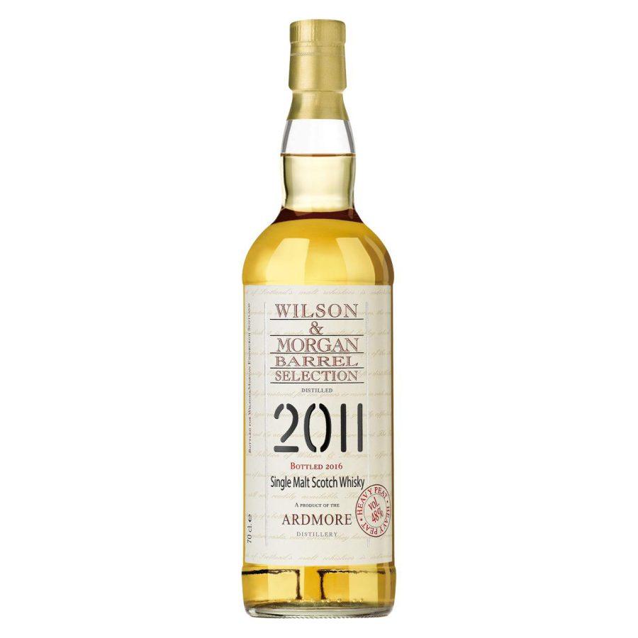 Wilson & Morgan barrel selection distilled 2011 Ardmore