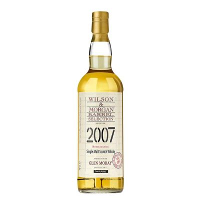 Wilson & Morgan barrel selection distilled 2007 Glen Moray