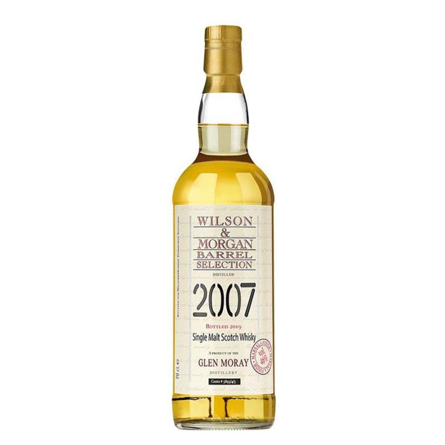 Wilson & Morgan barrel selection distilled 2007 Glen Moray