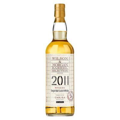 Wilson & Morgan barrel selection distilled 2011 Caol Ila