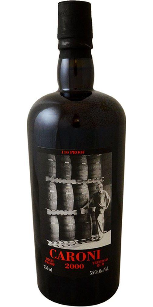 Caroni 110 Prof 2000 age 17 years old Rum