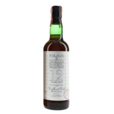 Wilson & Morgan barrel selection 12 distilled 1988 Highland Park