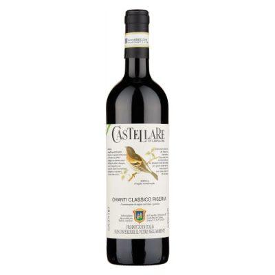Chianti classico riserva Castellare di Castellina