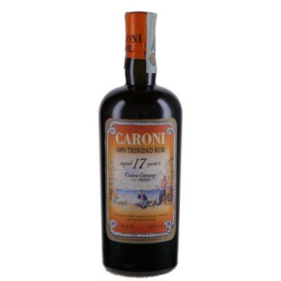 Caroni 100% Trinidad Rum 17 yeras old