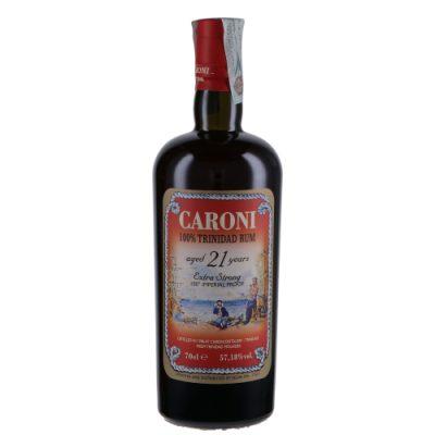 Caroni 100% Trinidad Rum 21 years old