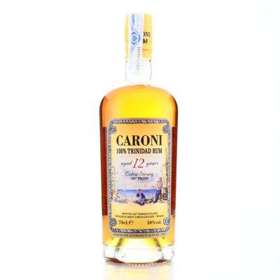 Caroni 100% Trinidad Rum 12 yeras old