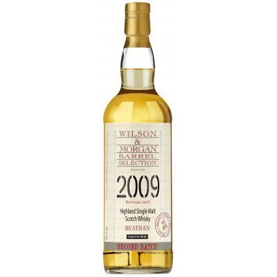 Wilson & Morgan barrel selection distilled 2009 Beathan