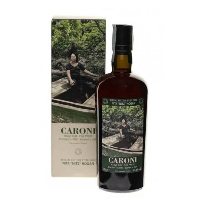 """Caroni Nita """"Nitz"""" Hogan 2000 age 20 years old Rum"""