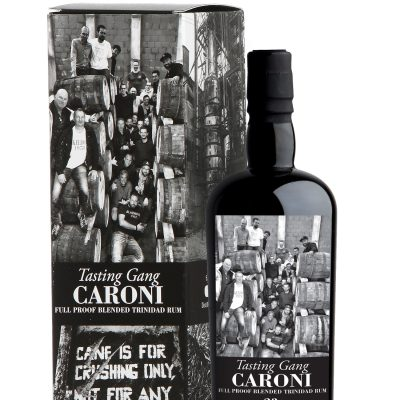 Caroni Testing Gang 1996 age 23 years old Rum