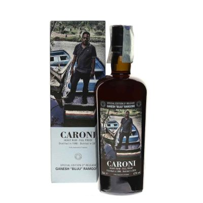 "Caroni Ganesh ""Buju"" Ramgobie 1998 age 22 years old Rum"