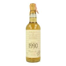 Wilson & Morgan barrel selection distilled 1990 Glentauchers