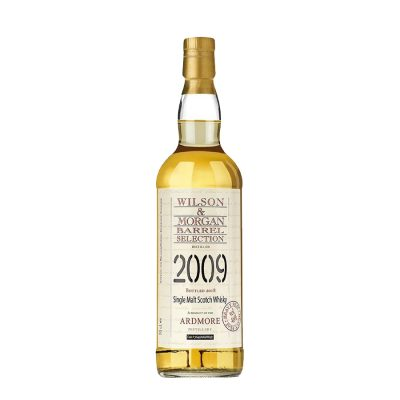 Wilson & Morgan barrel selection distilled 2009 Ardmore