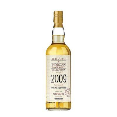 Wilson & Morgan barrel selection distilled 2009 Ardmore