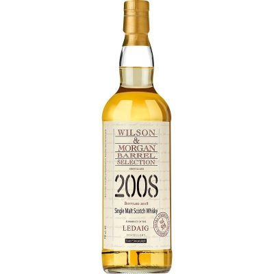 Wilson & Morgan barrel selection distilled 2008 Ledaig