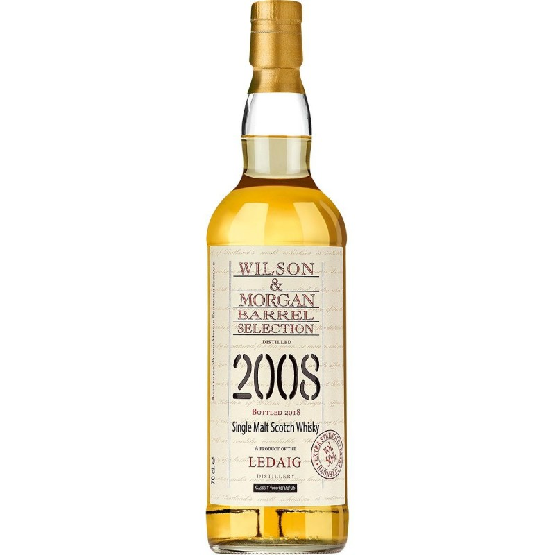 Wilson & Morgan barrel selection distilled 2008 Ledaig