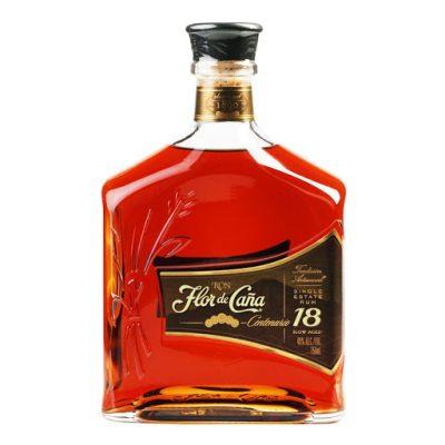 Flor de Caña 18 Years Rum