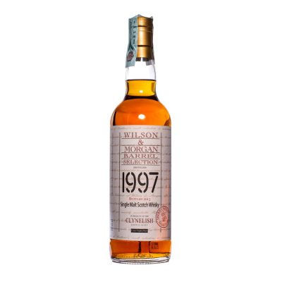 Wilson & Morgan barrel selection distilled 1997 Clynelish