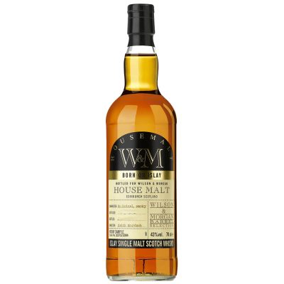 W&M Wilson & Morgan House Malt distilled 2014 bottled 2019