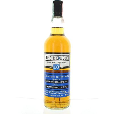 The Double 10 Years Longmorn + Linkwood Distillery Langside