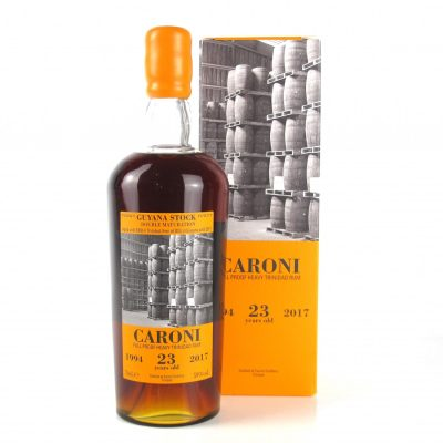 Caroni 1994 aged 23 years old Rum