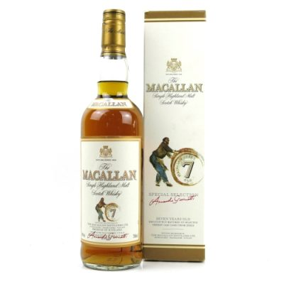 Macallan 7 Years old 1 litre