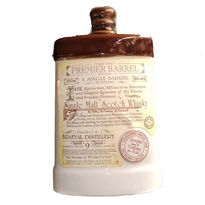 Douglas Laing's a Single Barrel Braeval Distillery 9 Years 700ml