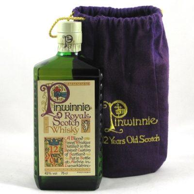 Pinwinnie Royal Scotch whisky 12 Years Old