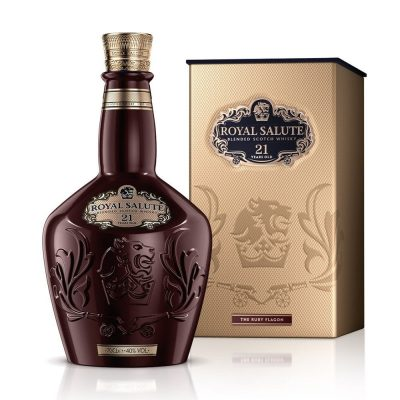 Royal Salute 21 years old Chivas