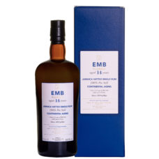 Continental Aging 14 years old emb Plummer Monymusk Velier E&A Scheer