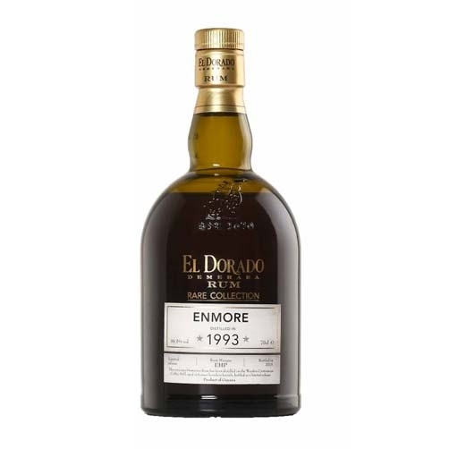 "Demerara Rum ""Rare Collection Enmore"" 1993 - El Dorado"