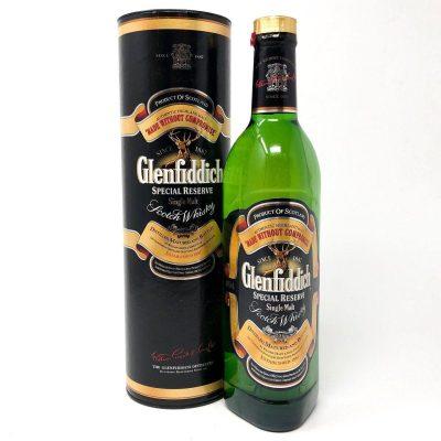 Glenfiddich Special Reserve 1 litre Anni novanta