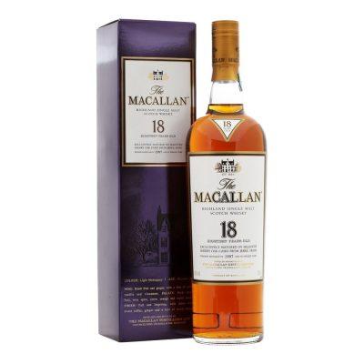 Macallan 1997 aged 18 years