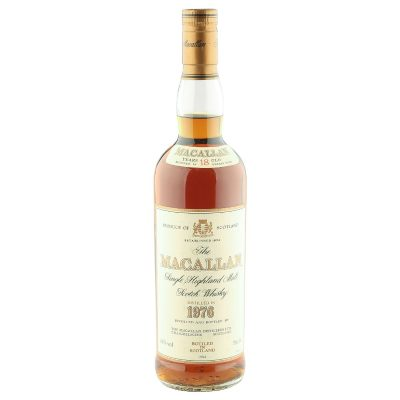 Macallan 1976 aged 18 years