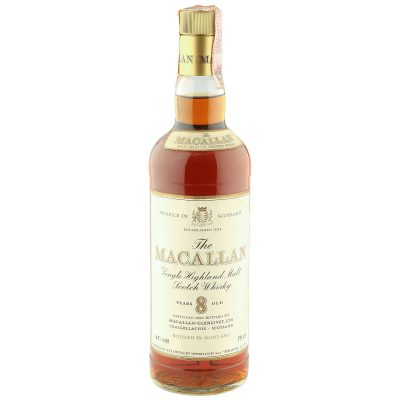 macallan 8 years old