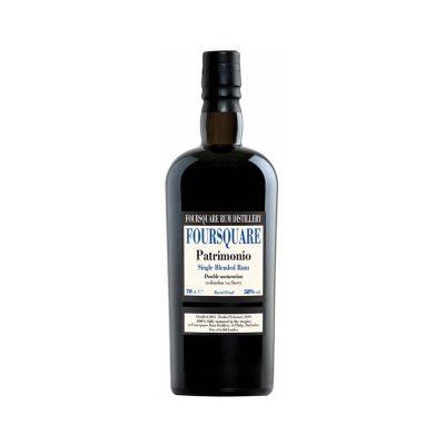 Patrimonio foursquare Single Blended rum Double Maturation
