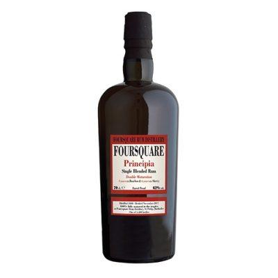 Principia foursquare Single Blended rum Double Maturation