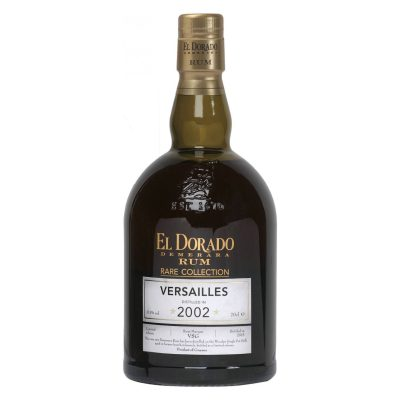 Rare Collection Versailles 2002 - El Dorado Demerara Rum