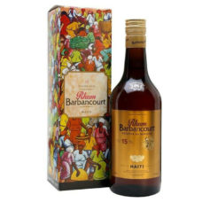Barbancourt Réserve du Domaine 15 years Haiti rum