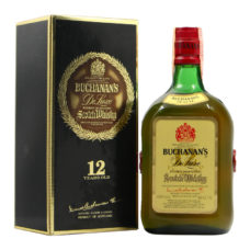 Buchanan's De Luxe 12 years 75cl