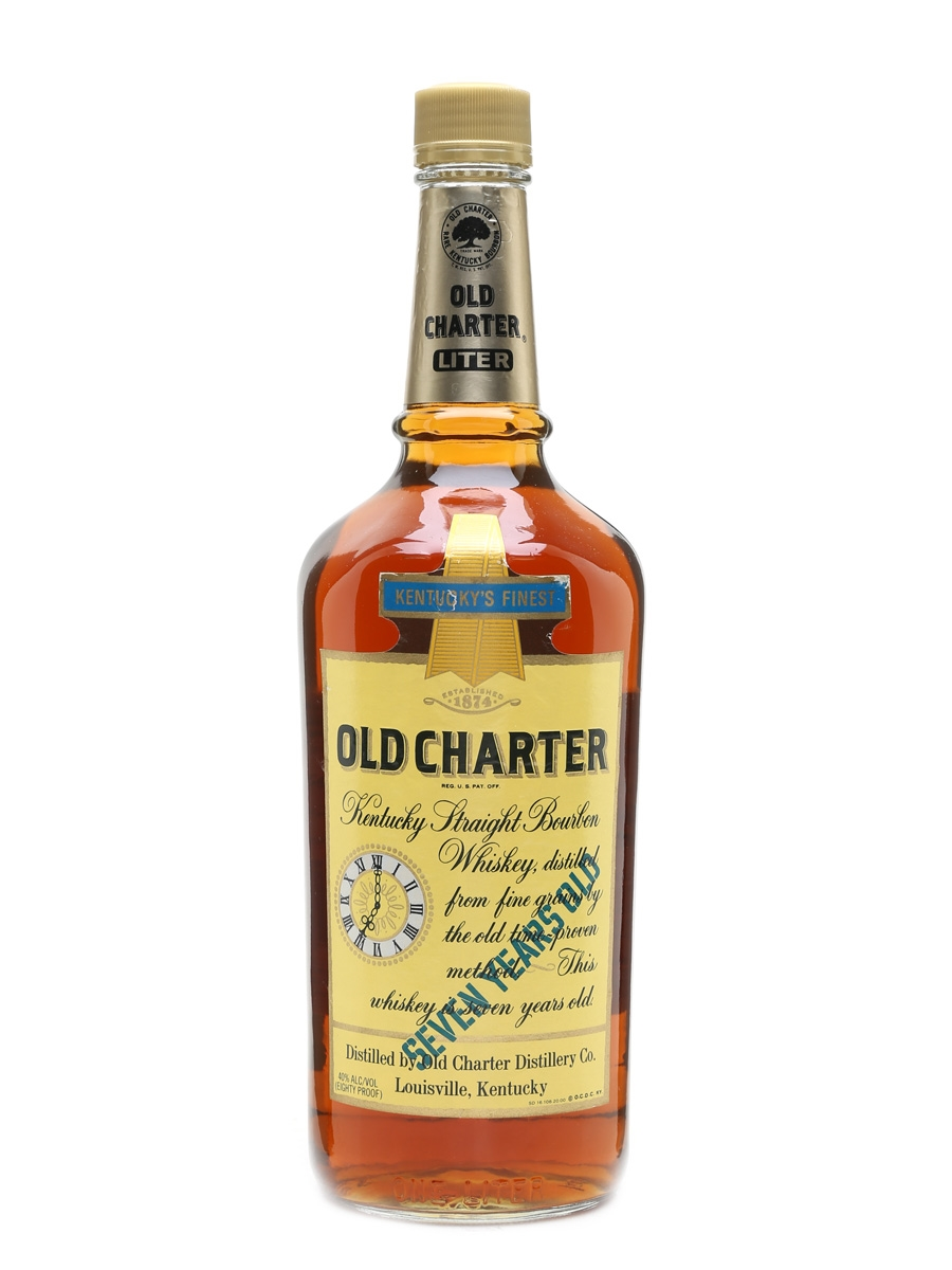 Old Charter Seven years old
