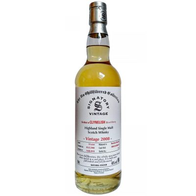 Signatory Vintage Clynelish 2008 10 years