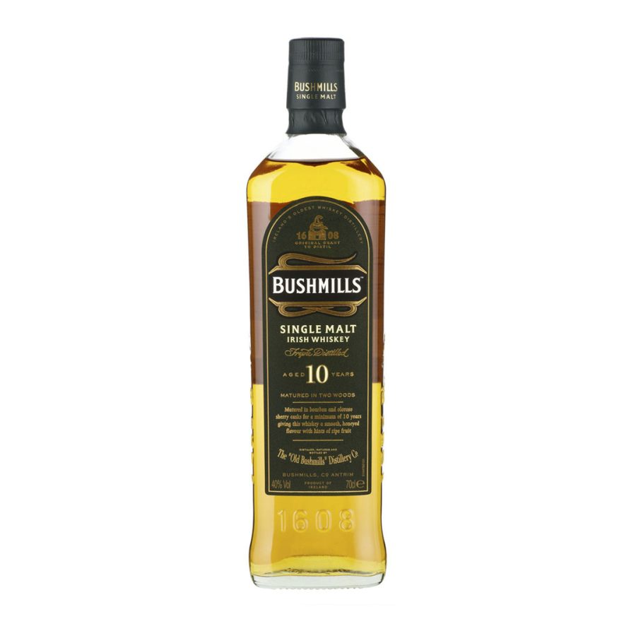 Bushmills 10 years old anni 90 Whisky
