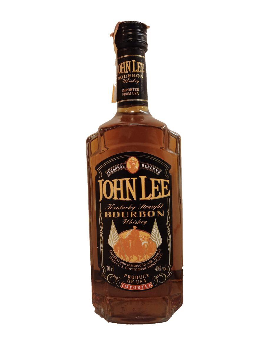 John Lee Bourbon Personal Reserve