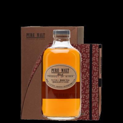 Nikka Pure Malt Black 500ml 43% Whisky