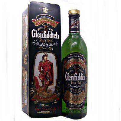 glenfiddich special reserve drummond