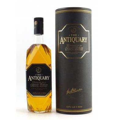 The Antiquary 12 years old Superior Deluxe Whisky