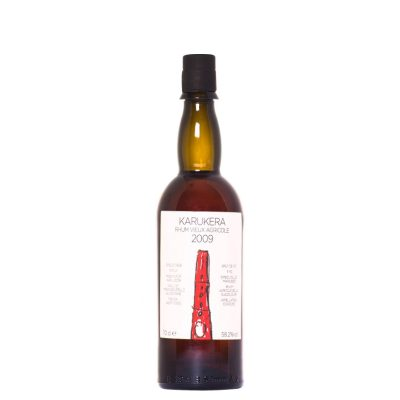 Karukera 2009 Rhum Vieux Agricole 11 years old Single Cask