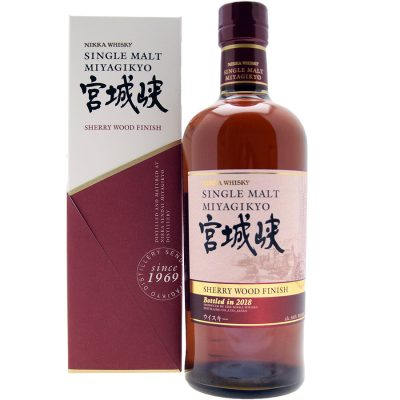 Nikka Miyagikyo Sherry Wood Finish Whisky